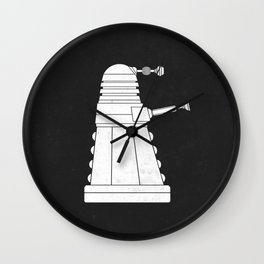DOCTOR WHO - EXTERMINATE! Wall Clock