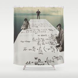 My Formula for making A Collage Shower Curtain