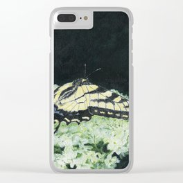 Soft Landing by Teresa Thompson Clear iPhone Case