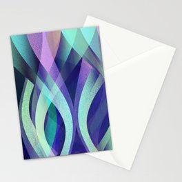 Abstract background G142 Stationery Cards