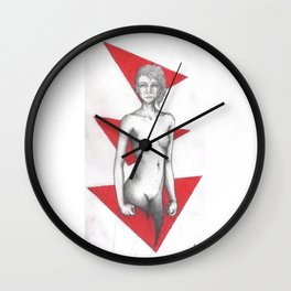 rossomelo Wall Clock