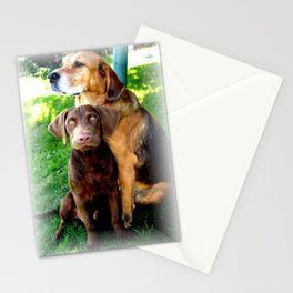 Ain't Nothing But A Hound Dog Stationery Cards