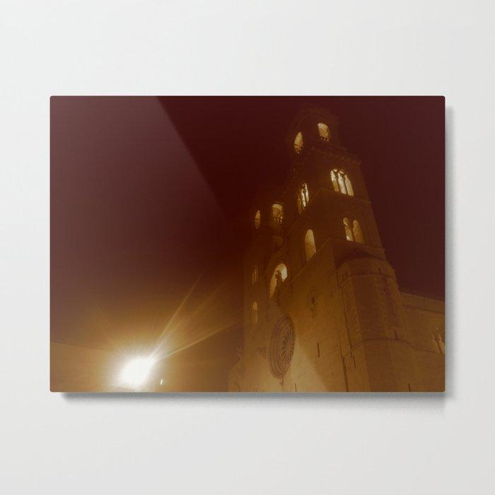 Altamura's cathedral Metal Print