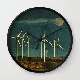Eco Morning Wall Clock