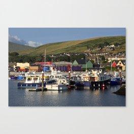 Fishing Fleet Canvas Print