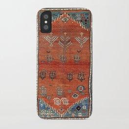 Bakhshaish Azerbaijan Northwest Persian Carpet Print iPhone Case