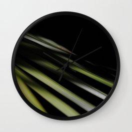 PlantArt2 Wall Clock