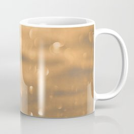 defocused snow background Coffee Mug