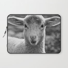 Lamb's portrait Laptop Sleeve