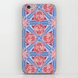 Pink Panther Pattern iPhone Skin