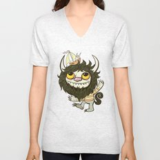 An Ode To Wild Things Unisex V-Neck