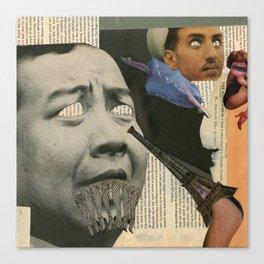 Dada Canvas Print