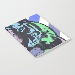 TIGER COLORFUL Notebook