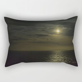 By The Light of the Moon Rectangular Pillow