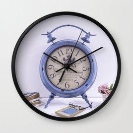 Bodegón de reloj vintage para el hogar Wall Clock
