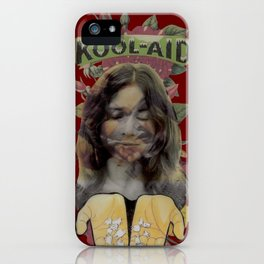 Drink the Kool Aid iPhone Case