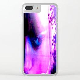 Lori on Robertson Clear iPhone Case