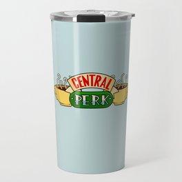 Central Perk Coffee Shop - Friends TV Show Travel Mug