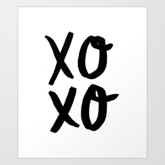 Xo Hugs & Kisses by littlegoldpixel