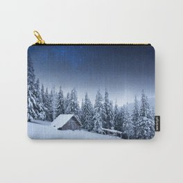 Winter Silence Carry-All Pouch