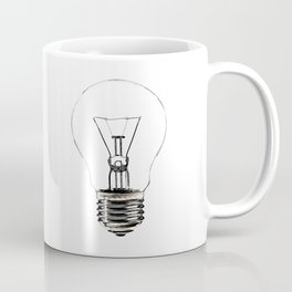 I Have an Idea!  Let there be light... Coffee Mug