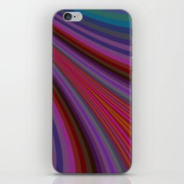 Shwoosh iPhone Skin