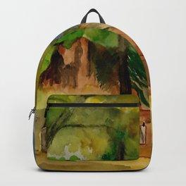 Ghost Ranch Landscape Backpack