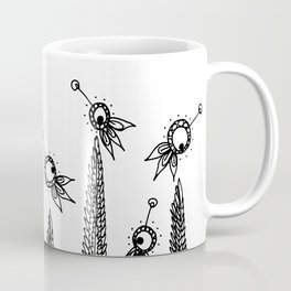 Lavender Wheat Fields Coffee Mug