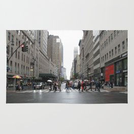 New York Minute Rug