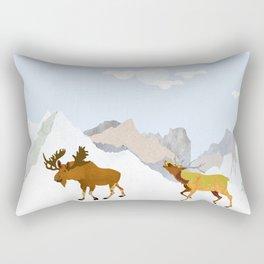 Offended Rectangular Pillow