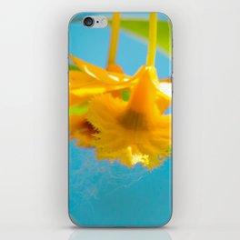 Retro Orchid iPhone Skin