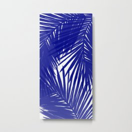 Palms Royal Metal Print