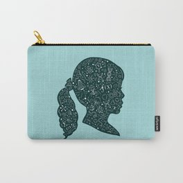 In a Science State of Mind Carry-All Pouch