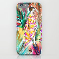 Summer Vibes #fashionillustration  Slim Case iPhone 6s