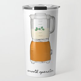 Smooth Operator Travel Mug