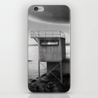 baloon iPhone & iPod Skins featuring Baloon land by Jakub Ridky