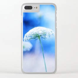 Lace Tops Clear iPhone Case