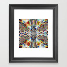 Spark Framed Art Print