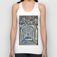 boat Tank Tops featuring Boat by infloence