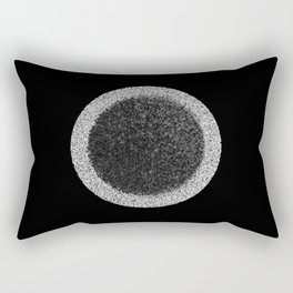Many Paths of One Humanity - 7 of 7 - Atheism Rectangular Pillow