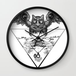 Marquess Naberius Wall Clock