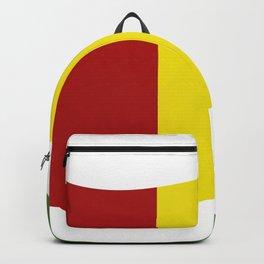 guinea flag Backpack