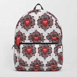 Clockwork Hearts Backpack