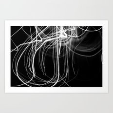 phosphene Art Print