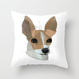 Chihuahua Pup Throw Pillow