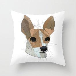 Chihuahua Pup Throw Pillow