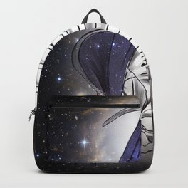 i am the universe wrapped in skin Backpack