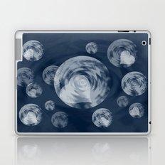 RAINING MIDNIGHT HEARTS  Laptop & iPad Skin