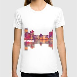 Santo Domingo Dominican Republic Skyline T-shirt