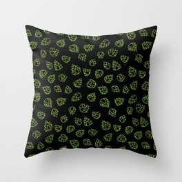 Hopcone Pattern Throw Pillow